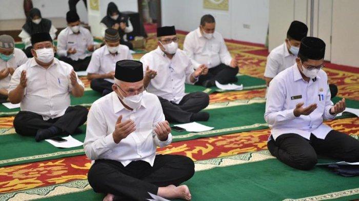 Doa dan Zikir Pemerintah Aceh Terus Berlanjut, Sekda Sapa ASN di Kabupaten/Kota