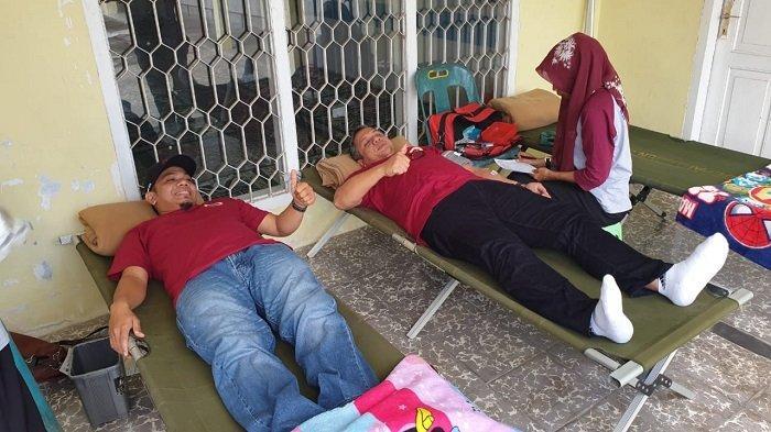 Tenaga MedisRumah Sakit AvicenaGelar Donor Darah