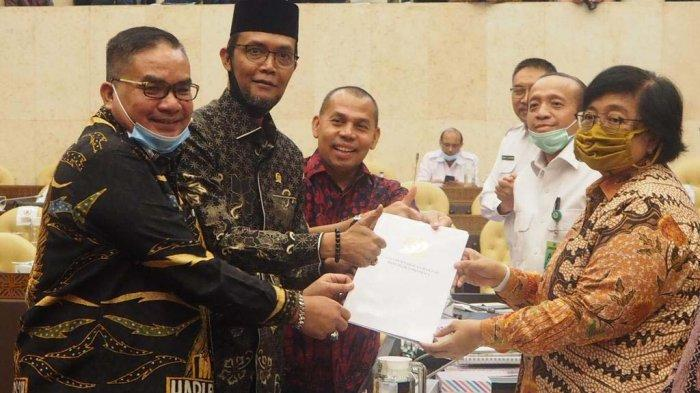Komisi IV DPR RI Dorong KLHK Segera Pindahkan Kantor TNGL Ke Aceh