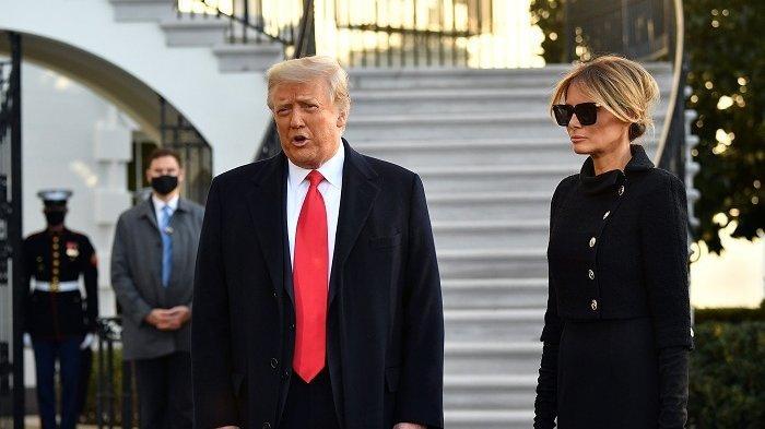 Donald Trump Akhirnya Tidak Ampuni Diri Sendiri, Keluarga dan Pengacaranya