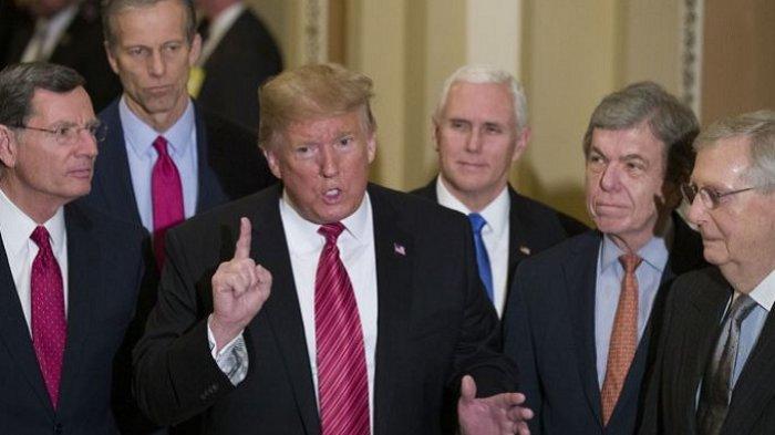 Trump Masih Mencengkeram Kuat Partai Republik, Dinilai Akan Bergerak ke Arah Lebih Berbahaya