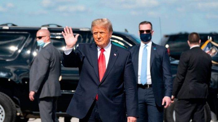 Donald Trump Kembali Ungkap Kekesalan pada Joe Biden, Sebut Pemilihan 2020 Sebagai AIB
