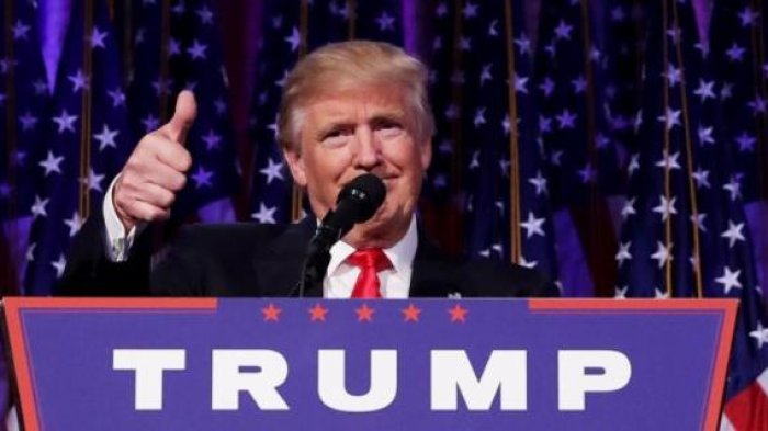Penggemar Berat Makanan Cepat Saji, Ini Dia Menu McDonald's Favorit Presiden Trump