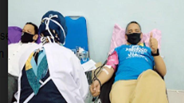 Bupati Aceh Jaya: Jangan Takut Donor Darah karena Corona