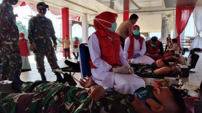 Kwartir Pramuka Aceh Timur Kumpulkan Darah 75 Kantong