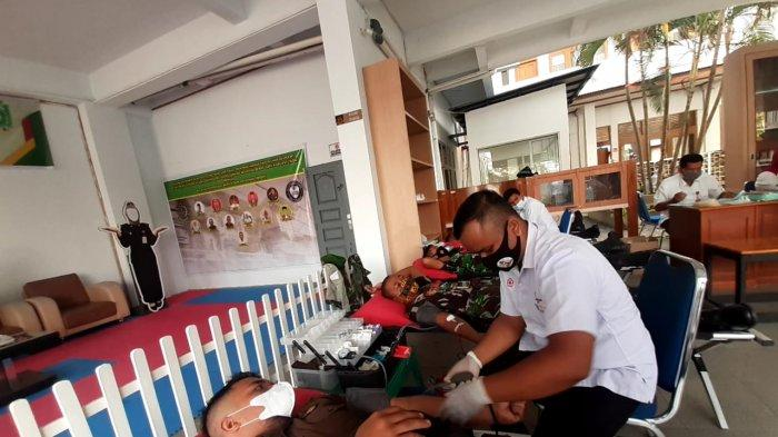 Kejari Lhokseumawe Gelar Donor Darah Dalam Rangka Hari Bhakti Adhyaksa, Ini Manfaat Donor Darah
