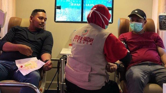 Karang Taruna Raja Muda Krueng Juli Timu BireuenGelar Donor Darah, Ini Hasilnya