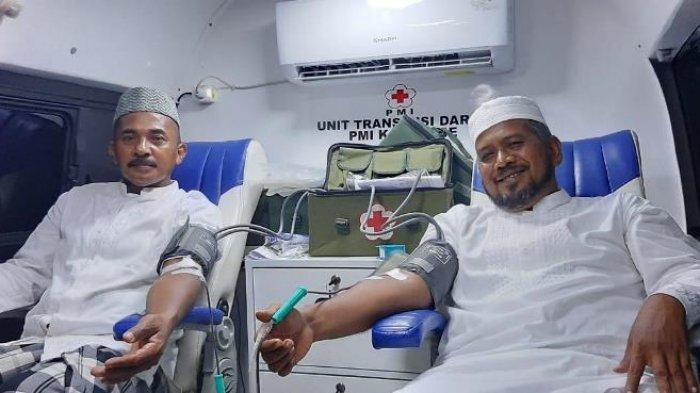 Ramadhan 1442 H, Permintaan Darah Meningkat Hingga Stok Menipis, PMI Pidie Gencarkan Safari Donor