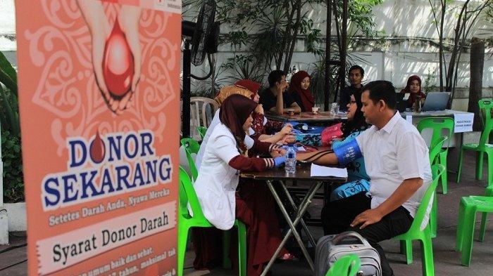 PMI Banda Aceh Kumpulkan Darah 274 Kantong, Siap Gelar Donor Malam Hari Selama Ramadhan