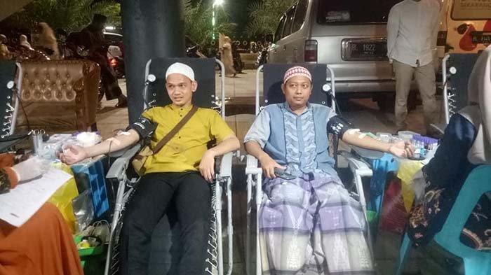 Selama Ramadhan, PMI Banda Aceh Berhasil Kumpulkan Darah 1.280 Kantong