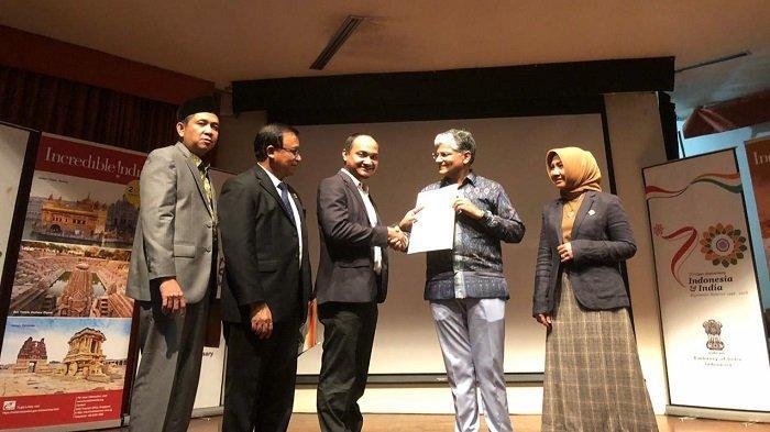 Bertemu Dubes India, Senator Fachrul RaziDukung Konektivitas Aceh-Port Blair Andaman Nicobar