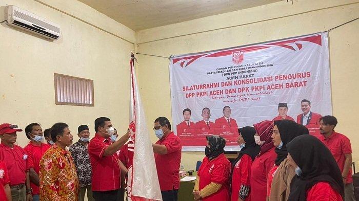 Syafriul dan Ricky Fadli Pimpin PKPI Aceh Barat
