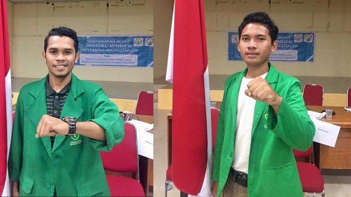 Mahasiswa Unimal Kini Miliki Ketua DPM dan MPM Baru