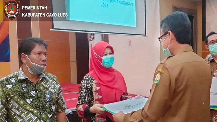 Gayo Lues Terima Penghargaan Dari DPMK dan KPPN Aceh, IniKategorinya