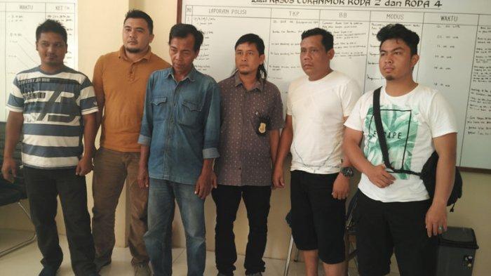 Perkosa Anak Dibawah Umur, DPO Polres Sawahlunto Ditangkap di Agara