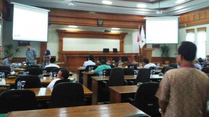 Tak Ada Pembahasan KUA-PPAS Antara Komisi DPRA dan SKPA