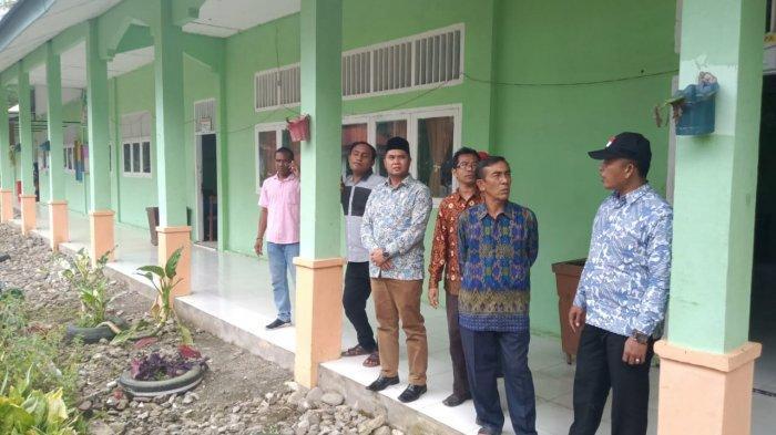 DPRK Abdya Tinjau MAS Kuala Batee,Kepala Sekolah Harap Bantuan Hibah Komputer