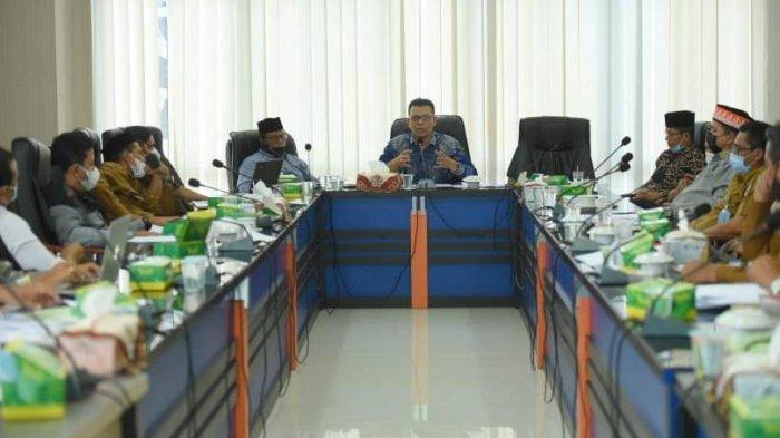 DPRK Banda Aceh Bahas Raqan Penyelenggaraan Perpustakaan, Ditargetkan Rampung Tiga Bulan Kedepan
