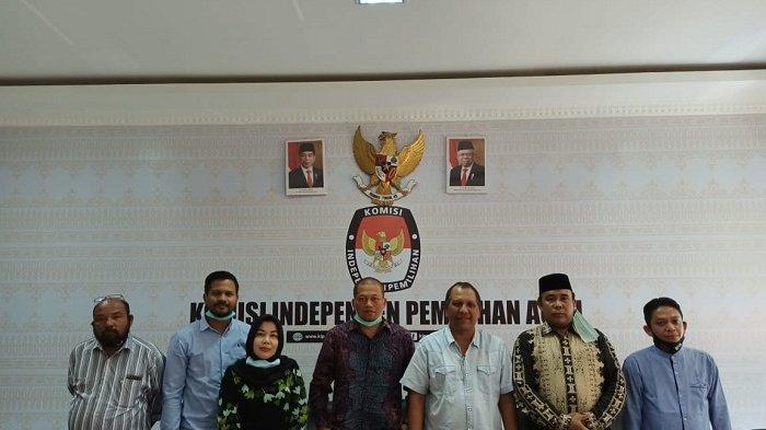 DPRK Lhokseumawe dan KIP Aceh Bahas Tentang Pilkada 2022
