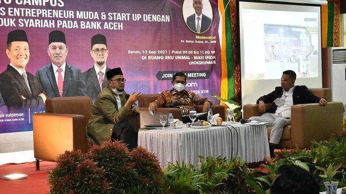 Bank Aceh Syariah Goes to Campus Diluncurkan