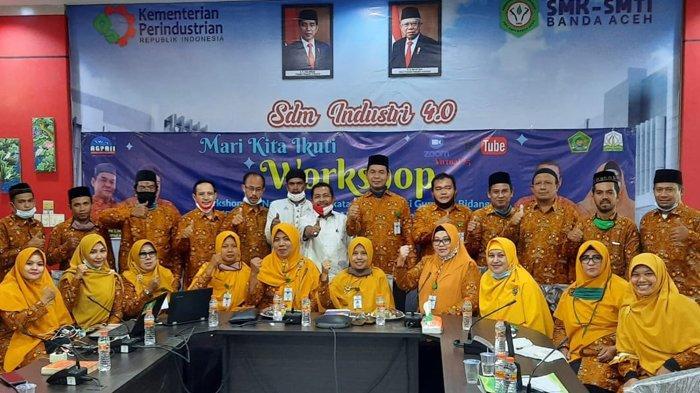 480 Guru PAI Se-Indonesia Ikut Workshop Virtual yang Dilaksanakan DPW AGPAII Aceh