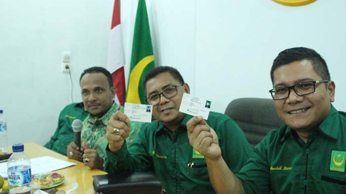 Jadi Peserta Pemilu 2019, Bacaleg PBB Aceh Diminta Lengkapi Administrasi