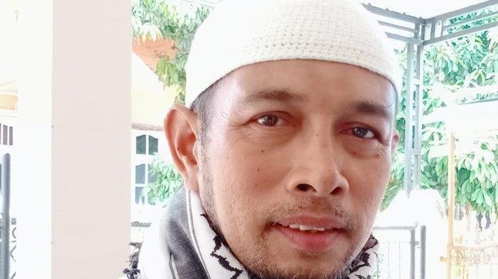 Dr Al Husaini MA, Khatib Shalat Ied Idul Fitri 1441 H di Masjid Agung Sultan Jeumpa Bireuen