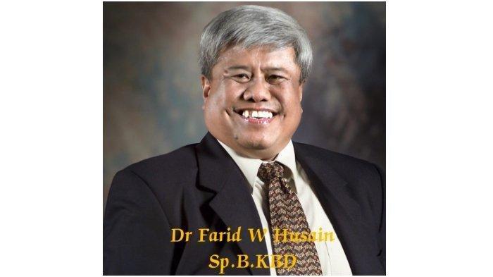 BREAKING NEWS: Farid Husain Juru Damai RI-GAM Meninggal Dunia