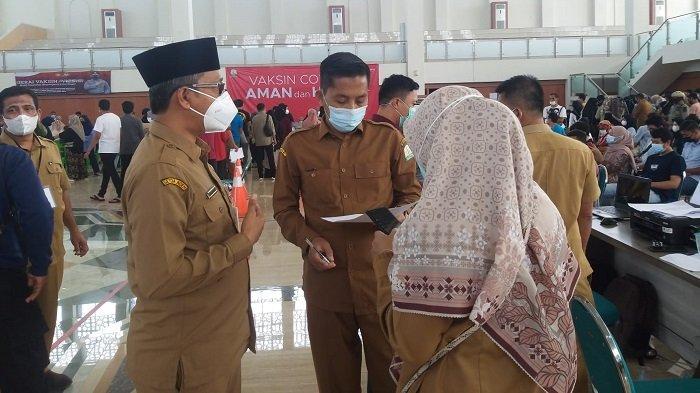 Pemerintah Pastikan Stok Vaksin Cukup Bagi Seluruh Masyarakat Aceh