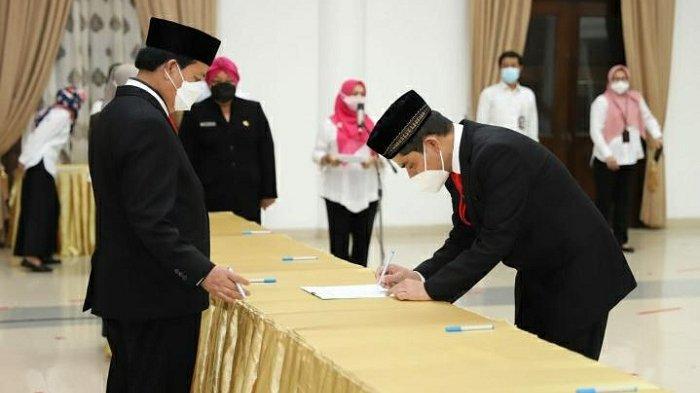 Taufik Abdul Gani Dilantik Jadi Pejabat Perpusnas, IPI Aceh: Jadi Motivasi bagi Pustakawan Aceh