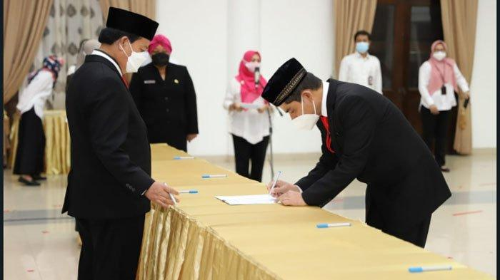 Taufiq A Gani, Putra Aceh, Dilantik Jadi Kepala Pusat Data dan Informasi Perpusnas