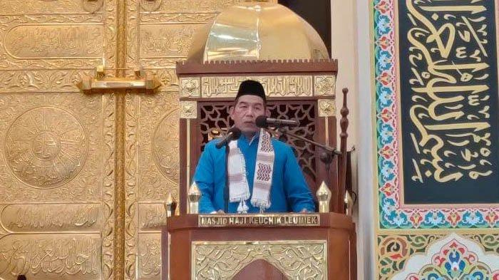 Jumat di Masjid HKL: Kiat Mesti Dilakukan Muslim Ketika Ditimpa Musibah