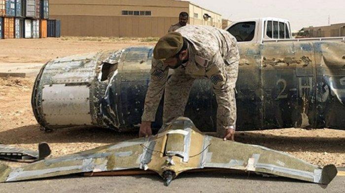 Arab Saudi Hancurkan Rudal dan Drone Milisi Houthi