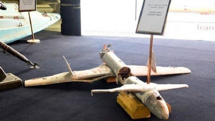 Arab Saudi Jatuhkan Drone Milisi Houthi Menuju Khamis Mushait