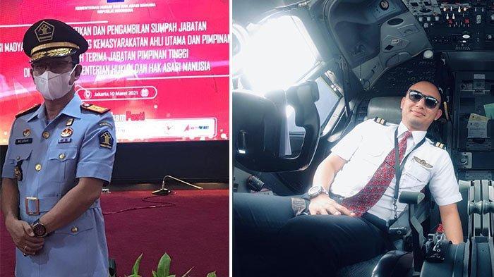 Mengenal Lebih Dekat Meurah Budiman, Kakanwil Kemenkumham Aceh yang Punya Anak Pilot
