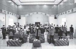 Bupati Shabela Abubakar Buka Seminar Yang Digelar IPPEMATA
