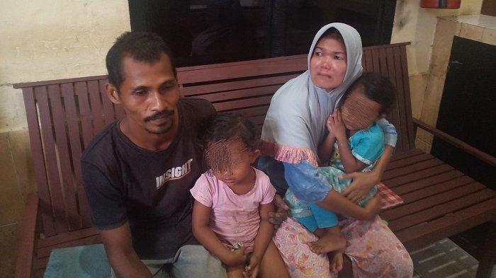 Menangis di Pinggir Jalan, Dua Balita di Aceh Tamiang Diantar Warga ke Polsek