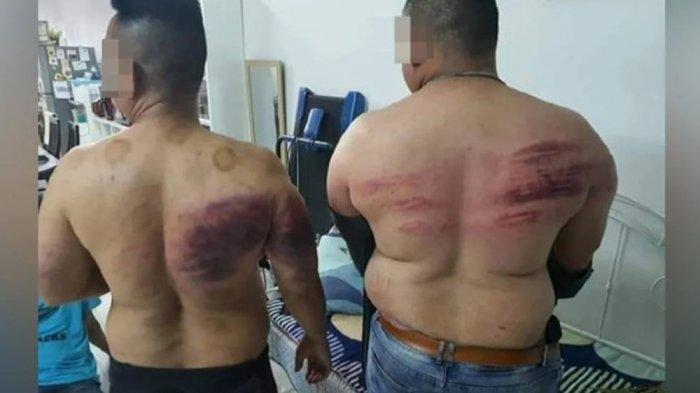 Dua Pekerja Dicambuk oleh Majikan Karena Berpuasa Ramadan, Pelaku Seorang Pengusaha Ditahan Polisi