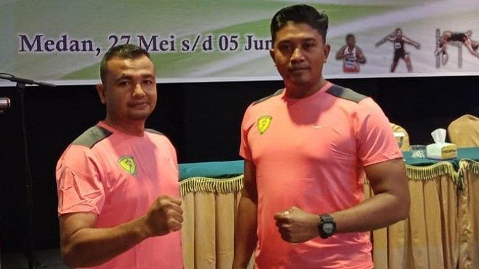 Dua Pelatih AtletikTerbaik Pijay Ikuti Pelatihan IAAF di Medan