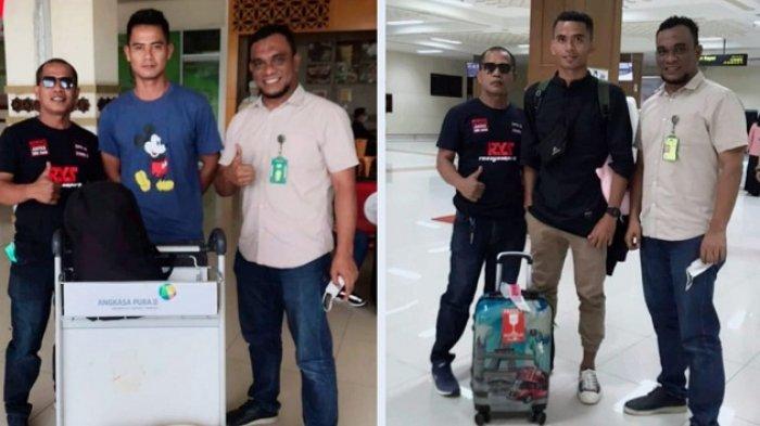 Dua Pemain Baru Persiraja Banda Aceh Tiba di Banda Aceh, Akan Segera Gabung dalam Sesi Latihan