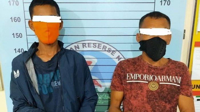 Setelah Janda Muda Ditangkap, Polisi Berhasil Ringkus Dua Pria Pengedar Sabu