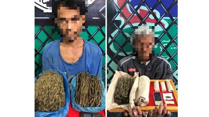 Polisi Tangkap Dua Petani Asal Nagan Raya dan Abdya
