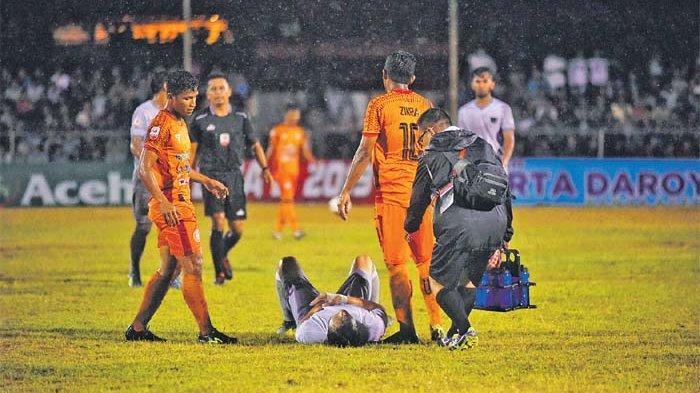 Persiraja Menyerah 0-1 dari Babel United, Dua Pemainnya Diusir Wasit