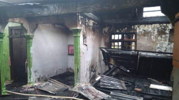 Lagi, Kebakaran di Bener Meriah, Kali Ini 2 Rumah di Pondok Baru, Begini Kejadian& Dugaan Penyebab