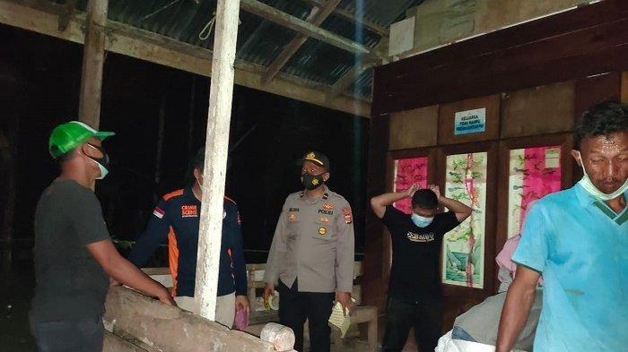 BREAKING NEWS-Dua Mayat Wanita Ditemukan di Bawah Kolong Tempat Tidur, Ada Ceceran Darah dalam Rumah