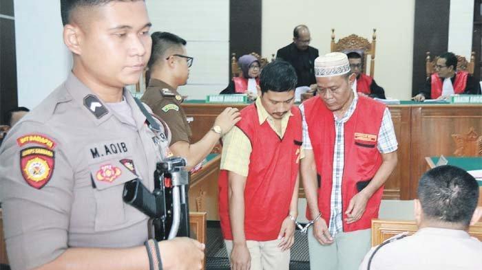 Dua Terdakwa Pembunuh Anak dengan Racun Tikus Divonis 20 Tahun Penjara