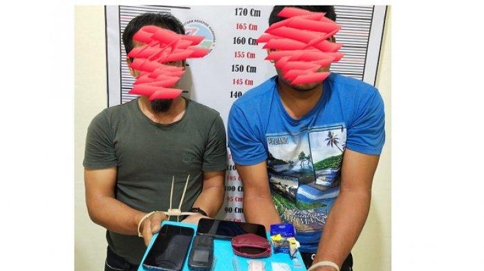 Seorang ASN Pengedar Sabu Ditangkap Polisi di Nagan Raya