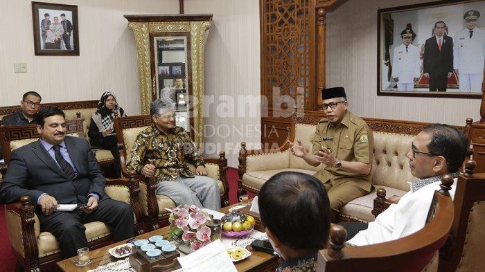 FOTO-FOTO : Duta Besar India Jalin Kerjasama Dengan Pemerintah Aceh