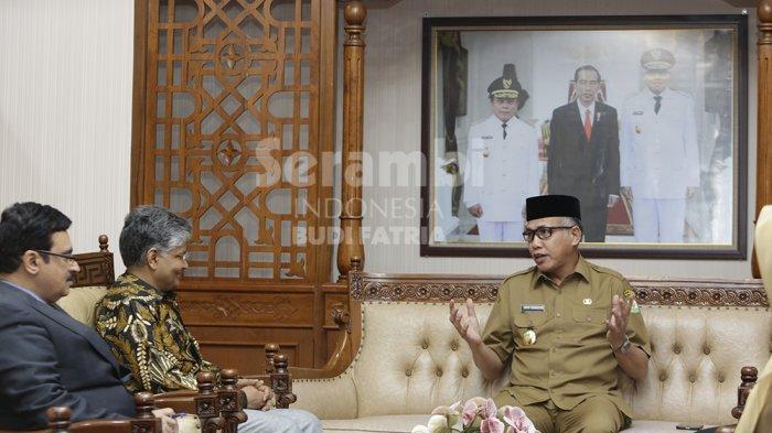 Nova Ingin Ada Ada Dokter dari Aceh Ambil Spesialis ke India