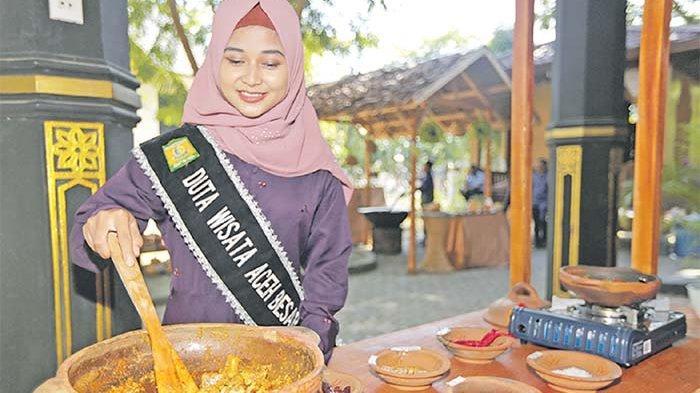 Anjungan PKA Jadi Rumah Makan Daerah
